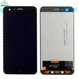 UlefoneパリLCDの表示のための携帯電話LCDアセンブリ黒