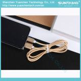 Durable Nylon USB Cable Fast Charger para Android