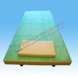 Простыня стационара устранимая, Nonwoven водоустойчивая простыня с случаем подушки