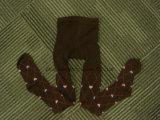 De mooie Katoenen van het Meisje Leuke Legging kijken de Comfortabele Kous van de Slijtage
