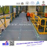 Решетка низкой стоимости стальная с отделкой HDG