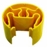 Ladeplatten-Zahnstangen-Gebrauch-aufrechter Plastikanschlagpuffer