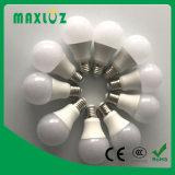 Ampoule de la qualité A60 E27 8W DEL