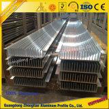 Fabriek 6063 T5 het Aluminium Heatsink van het Aluminium van Foshan van het Profiel van de Uitdrijving van het Aluminium