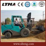 Ltma 3t off-Road todo o Forklift do terreno com boa qualidade