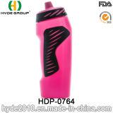 600ml che esegue liberamente le bottiglie di acqua di plastica di sport di BPA, bottiglie di acqua di plastica di sport (HDP-0764)