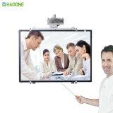 Электронная учя доска франтовское взаимодействующее Whiteboard для тренировки встречи