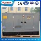 groupe électrogène automatique de 70kw Weichai Powed par le moteur diesel R6105