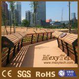 Decking composé en plastique en bois intense superbe 140X40mm