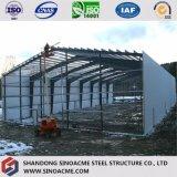 스포츠 센터를 위한 Prefabricated 문틀 상업적인 건물