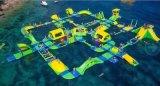 卸し売り大人の巨大で膨脹可能な水公園の製造業者(HD-007)