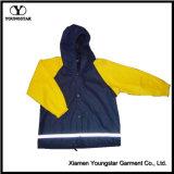 Костюм курток дождя плащей девушок мальчиков отражательных детей