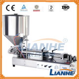 Semi Automatic Liquid Cream Filling Machine for Lotion/Shampoo