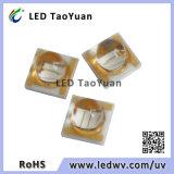 LED UV 395nm 3W com o ângulo de viga 65deg