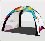 Kundenspezifische 4X4m, 5X5m, 6X6m, wasserdichtes aufblasbares Abdeckung-Zelt für Partei
