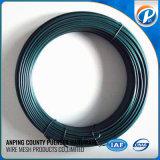 Покрынный полиэтиленом гальванизированный провод утюга провода/PVC/PE Coated