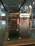 Vielbahnige vertikale automatische Beutel-Verpackungsmaschine des Puder-Dxdf-900