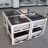 12V180ah前部ターミナルは弁によって調整された鉛酸蓄電池を密封した