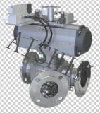 Valvola di separatore (trasporto pneumatico)