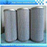 Elementos filtrantes del acero inoxidable 316L