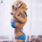Тела силикона ВАЛЬМ девушки девушки Jl 165cm игрушка высокорослого горячего большого полного сексуальная