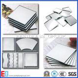 Vetro di alluminio dello specchio