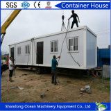 Het Huis van de container voor het Kamp van de Arbeid/Hotel/Bureau/de Aanpassing/de Flat van Arbeiders