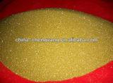 코팅 놋쇠로 만들기 도금의 닦는 가는 공구를 위한 다이아몬드 분말 먼지 모래