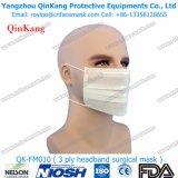 nicht gesponnene 4-Ply Gesichtsmaske-Kohlenstoff betätigte schützende Gesichtsmaske und Gesundheitspflege-Respirator Qk-FM005