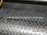 PVC 입히는 6각형 철사 그물세공을%s 가진 (세륨과 SGS)