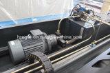 Máquina plegable hidráulica con eje del regulador 4 del CNC Da65W Delem