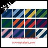 Tissu tissé par jacquard de soie de 100% pour des cravates