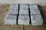 Luz - Paver de pedra cinzento do granito G603