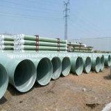 Alto tubo resistente a la corrosión de FRP/GRP para el abastecimiento o las aguas residuales Drainning del agua