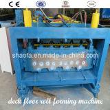 Профиль листа палубы делая крен формируя машину (AF-D688)