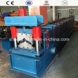 Azulejo de azotea de la hoja de acero/rodillo del casquillo de Ridge de la hoja que forma la máquina