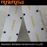 Tag eletrônico do Tag da roupa RFID de RFID