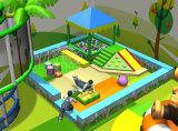 遊園地の販売のための屋内運動場装置