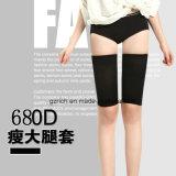 [680د] باع بالجملة نحيلة كاملة ساق فخذ مشدّ ساق مشكّل