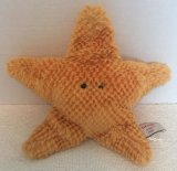 불가사리에 의하여 채워지는 연약한 해양동물 견면 벨벳 장난감