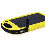 Modelo impermeável e Dustproof do banco solar móvel da potência do bolso do carregador de choque da prova do OEM