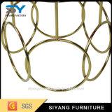 Tabella di estremità domestica del sofà del metallo della mobilia dell'Israele