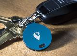 Anti - lost tracker Locator for phone, key, pets and wallet - Blue