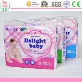 Soem-gute Baby-Wegwerfwindel mit hoher Absorption