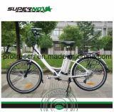 26 Zoll-Lithium-Batterie-elektrisches Fahrrad für Frauen