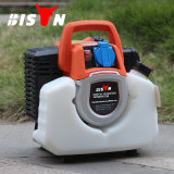 Bison (Chine) BS900q Prix d'usine 900W refroidi à l'air 220V Small Super Silent Digital Gasoline Portable Inverter Generator