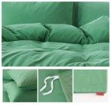 Normallack-einfacher Entwurf druckte Bettwäsche-Set