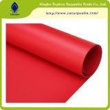 高品質PVC上塗を施してあるファブリック大きい防水シート