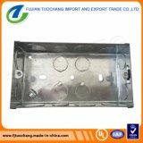 Recubrimiento de zinc eléctrico Outle Square Box Juction