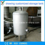 引くカスタマイズされた貯蔵タンク、縦のサンドブラストおよびガスの貯蔵タンク